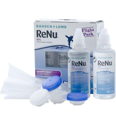 ReNu MPS sensitive flight pack 60 ml