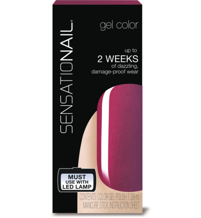 Color gel jelly sherbet
