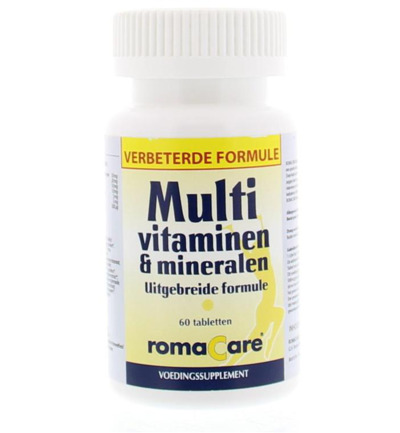 Multi vitaminen & mineralen