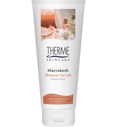 Shower scrub Marrakesh