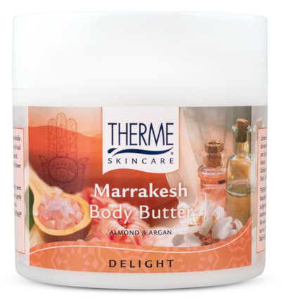 Body butter Marrakesh
