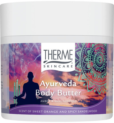 Body butter ayurveda