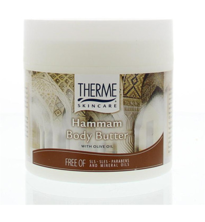 Body butter hammam