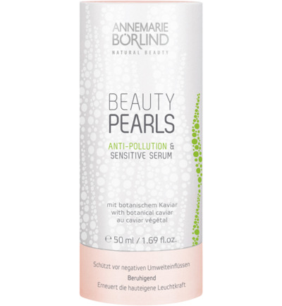 Beauty pearls sensitive serum