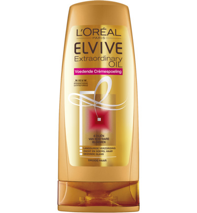 Elvive cremespoeling extraordinary oil