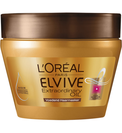 Elvive masker extraordinary oil