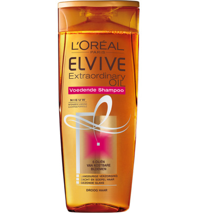 Elvive shampoo extraordinary oil