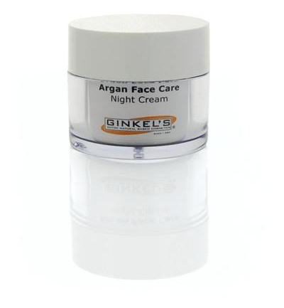 Argan face night cream