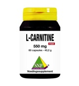 L Carnitine 550 mg puur