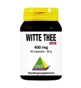 Witte thee 400 mg puur