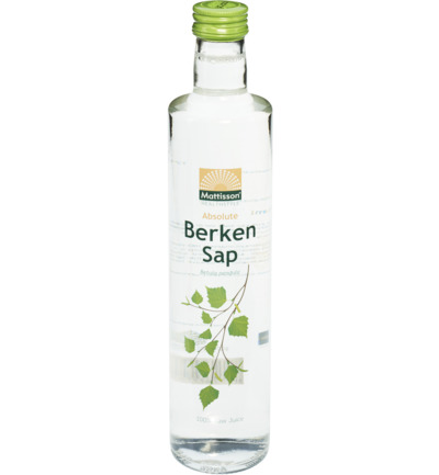 Absolute berkensap bio raw