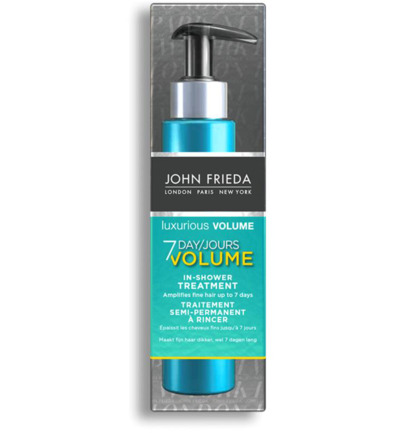 John Frieda 7 Day In Shower Treatment 100ml
