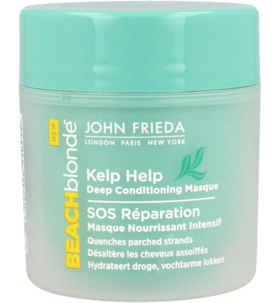 Beach blond conditioner kelp help deep