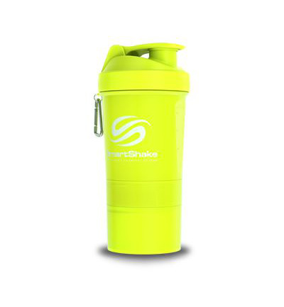 Smartshake neon yellow 600 ml