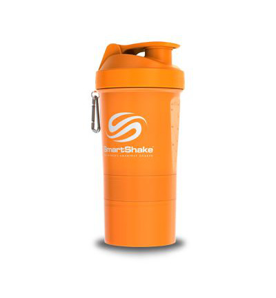 Smartshake neon orange 600 ml