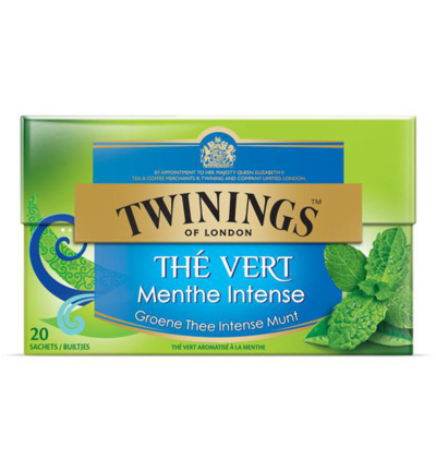 Green intense mint