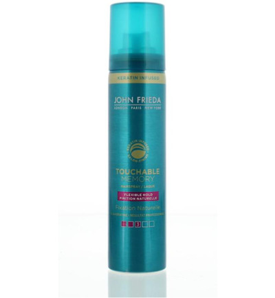 Hairspray relax flexible hold
