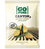 Chips canyon dille bieslook