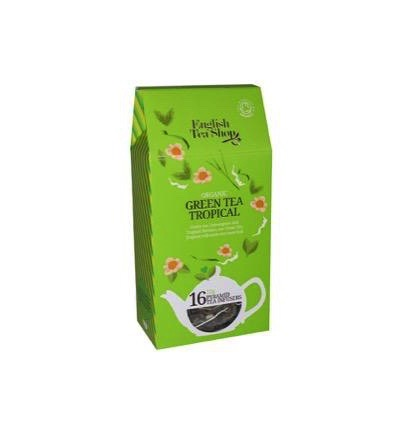 Green Tea Tropic