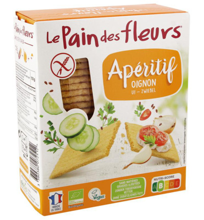 Aperitif crackers ui