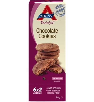 Atkins Endulge Chocolate Cookies (90g)