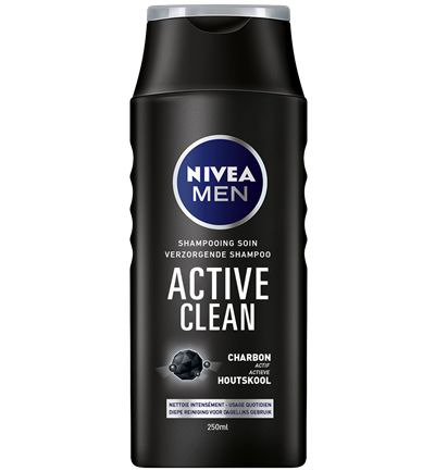 Men shampoo active clean