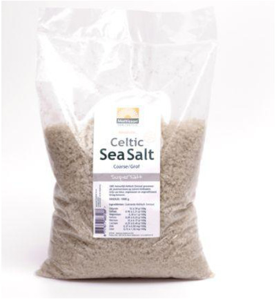 Keltisch zeezout celtic sea salt grof