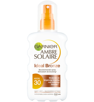Ambre solaire ideal bronze SPF30