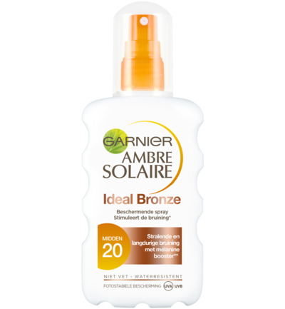 Ambre solaire ideal bronze SPF20
