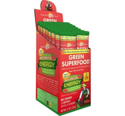 Watermelon green superfood