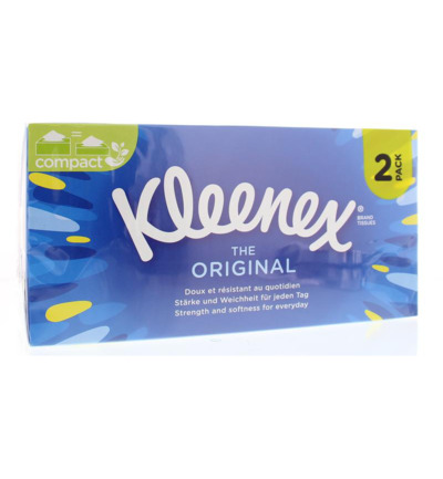 Tissues original duobox