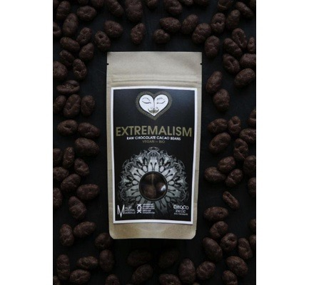 Choco extremalism cacaobeans