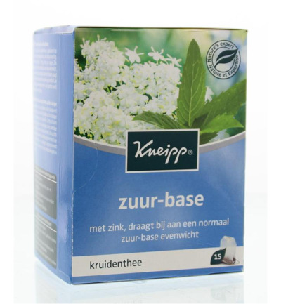 Zuur base thee