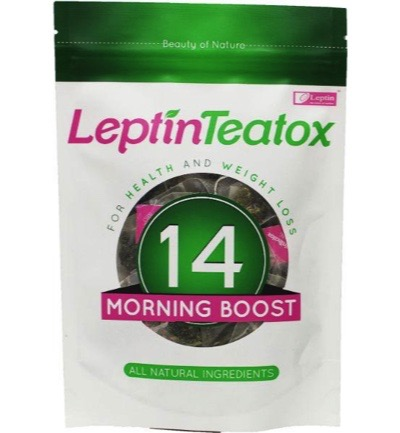 Detox morning boost thee