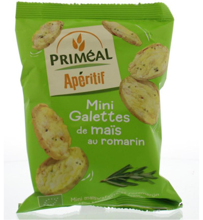 Aperitive mini mais crackers rozemarijn