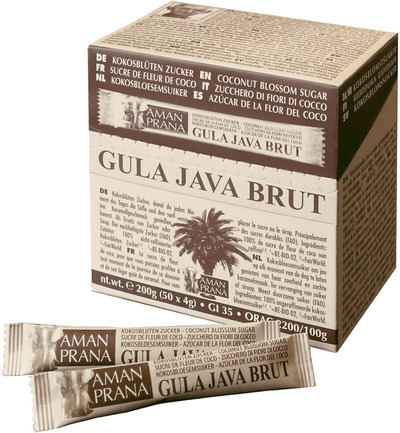 Gula java brut stick