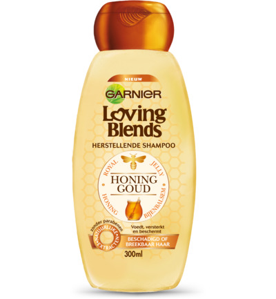 Loving blends shampoo honinggoud