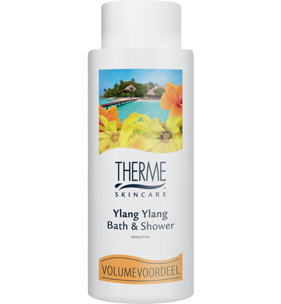 Bath & shower ylang ylang