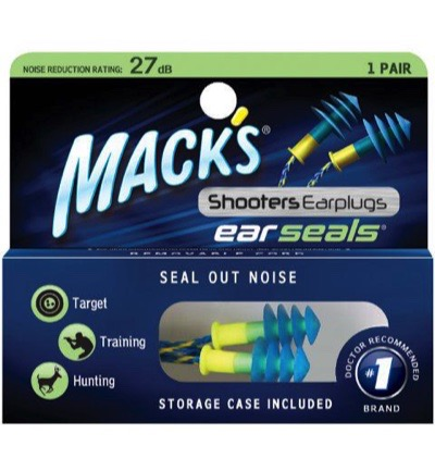 Shooters ear seals