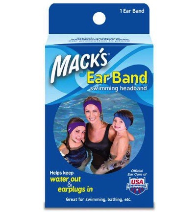 Ear band swim