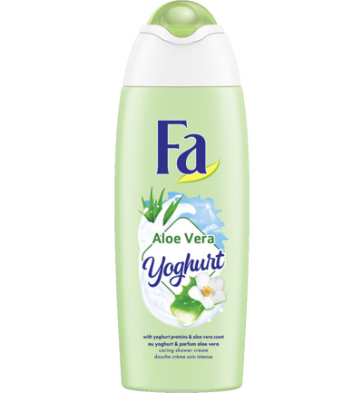 Fa Shower Cr.yogh.aloe Vera 250 ML