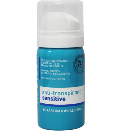 Satin spray sensitive zonder alcohol
