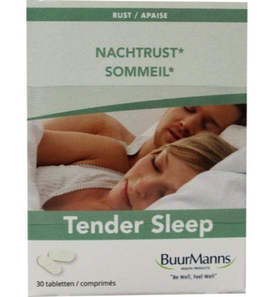 Buurmanns Tender Sleep (3x30t)
