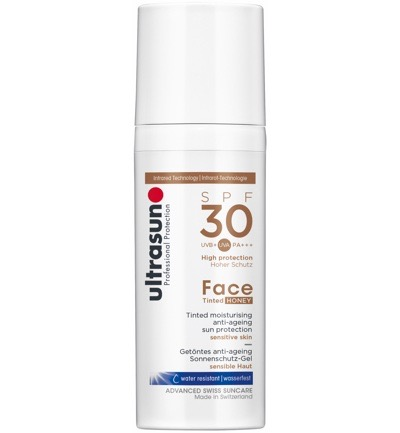 Face tinted SPF 30