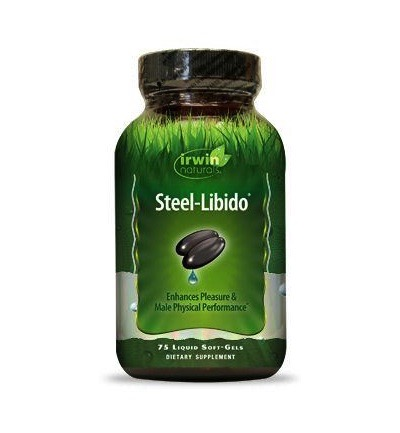 Steel libido for man