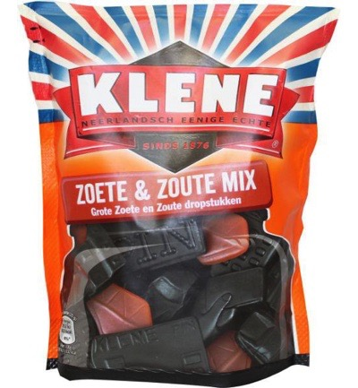 Mix zoet & zout
