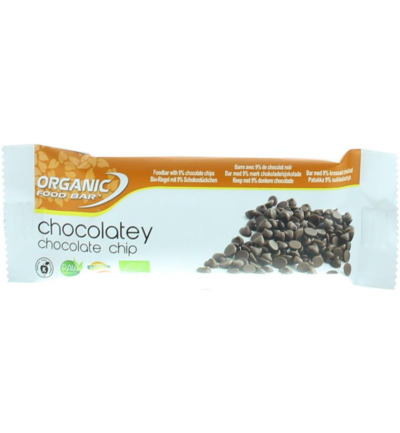 Bar active greens chocolatey chocolate