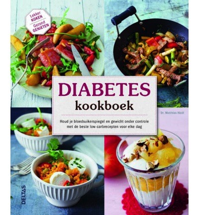 Deltas Diabetes Kookboek (Boek)