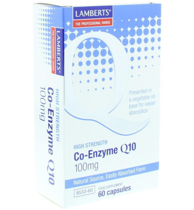 Co enzym q10 100 mg