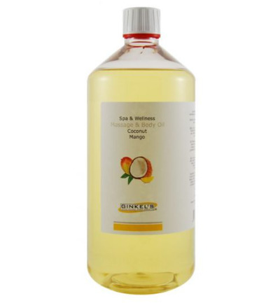 Massage & body oil coconut & mango
